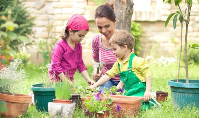 Gardening with Kids: How It Affects Your… | PBS KIDS for Parents