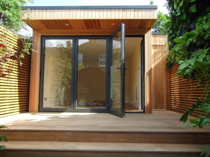 office in my garden: Portfolio (With images)   Outdoor rooms, Garden office, Garden cabins