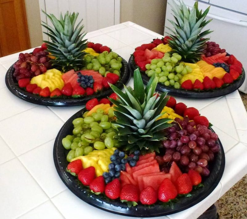 Pin by Michelle Chazal on Amuse bouche | Food, Veggie tray, Food displays