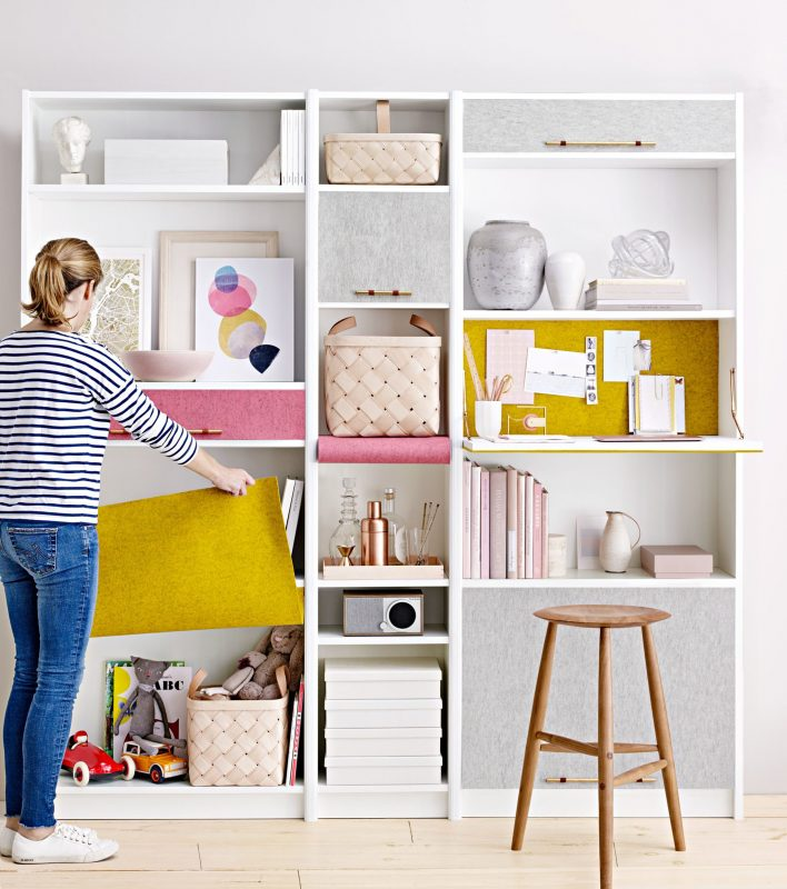 DIY Desks That You Can Build for Your Home Office | Martha Stewart