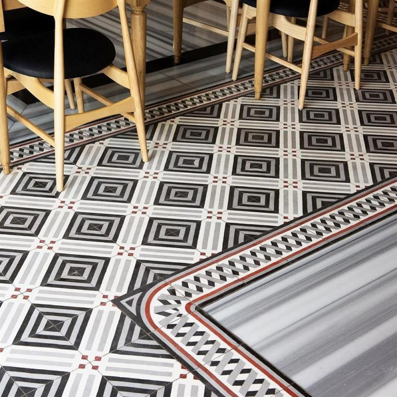 Encaustic Tiles: The Pros and Cons You Should Know | Otto Tiles & Design - Encaustic, Moroccan and Terrazzo Cement Tiles