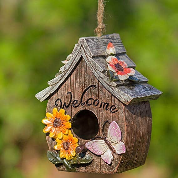 bird house 1 backyard landscaping ideas