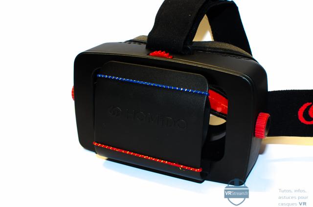Open Gear VR