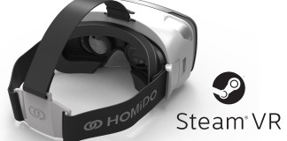 Homido Steam VR