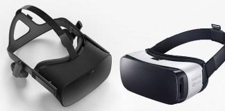 Oculus Rift VS Gear VR
