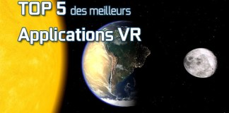 Top 5 applications VR