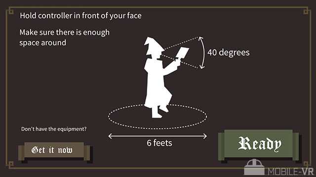 Wizard Academy VR