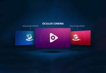 Gear VR oculus-apps