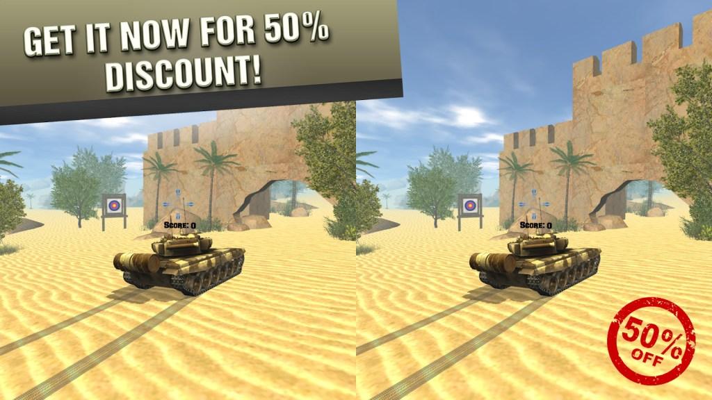 VR Tank