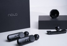 NOLO VR Set + Box Packaging