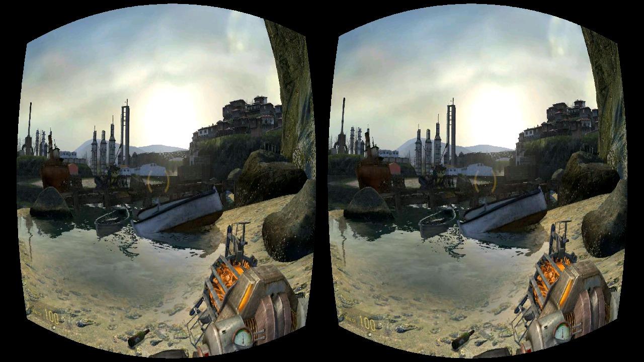 VR Center Trinus