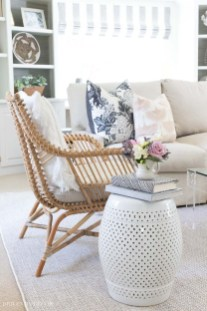 Afordable Livingroom Summer Decoration 13
