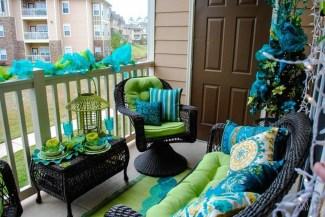 Afordable Summer Balcony Decoration 03
