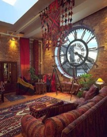 Amazing Ancient Clock At Llivingroom 14