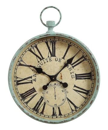 Amazing Ancient Clock At Llivingroom 28