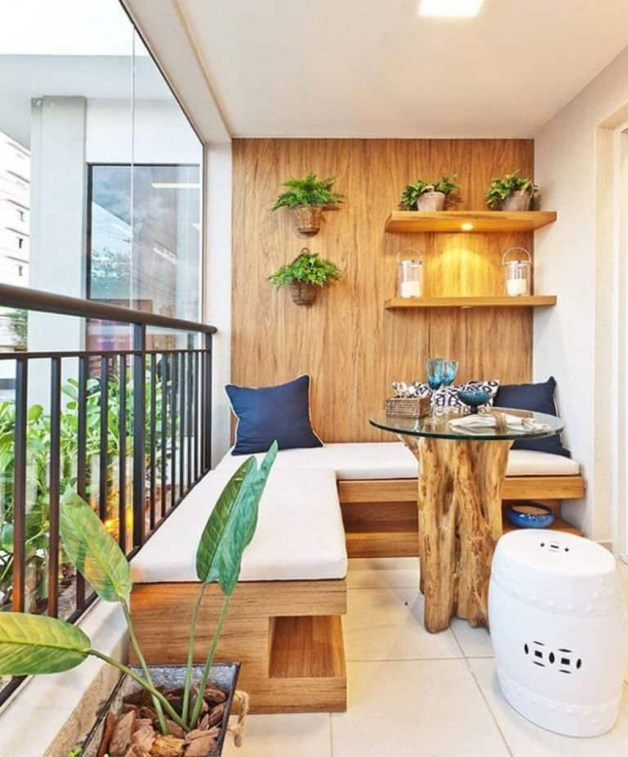 Amazing Gardening Balcony Low Budget 40
