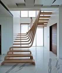 Amazing Wooden Stairs For Your Home 02