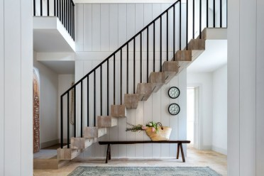 Amazing Wooden Stairs For Your Home 05