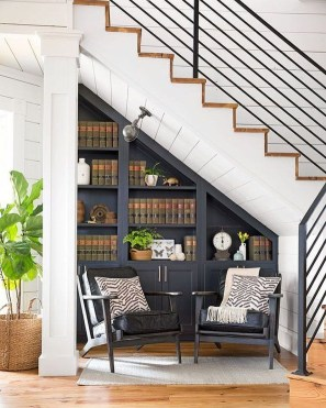 Amazing Wooden Stairs For Your Home 18