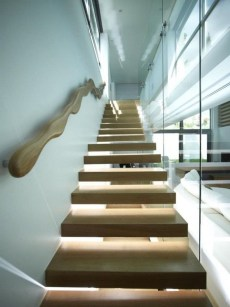 Amazing Wooden Stairs For Your Home 29