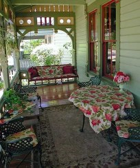 Amazing And Cozy Porch You Can Copy 47