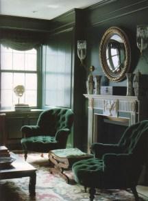 Cozy Green Livingroom Ideas 01