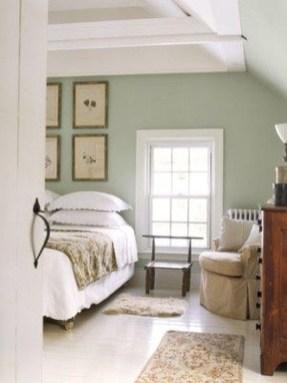 Cozy Green Livingroom Ideas 31