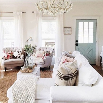 Cozy Livingroom For Your Family 42