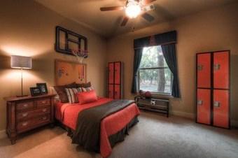 Lovely Bedroom Boy Design 01