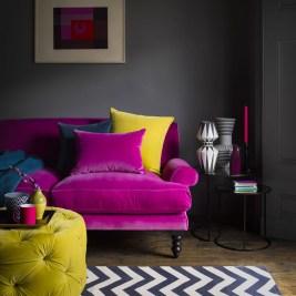 Lovely Colourful Sofa Ideas 08