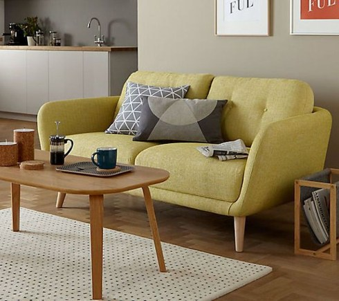 Lovely Colourful Sofa Ideas 11