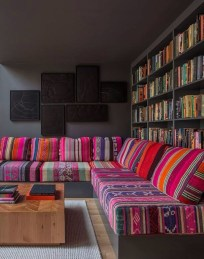 Lovely Colourful Sofa Ideas 16