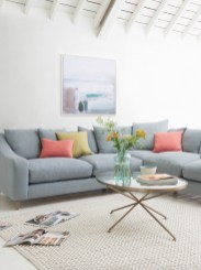 Lovely Colourful Sofa Ideas 37