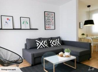 Lovely Colourful Sofa Ideas 38