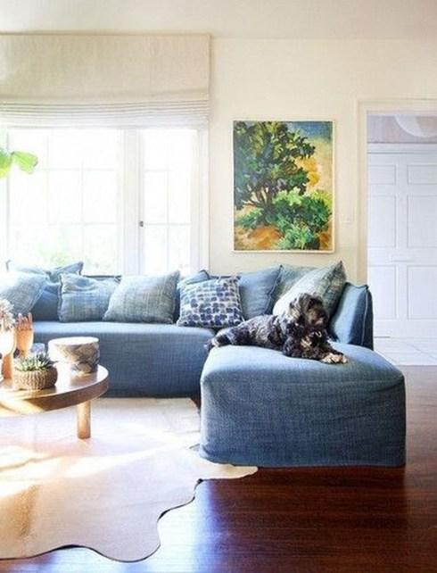 Lovely Colourful Sofa Ideas 41