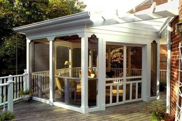 Unique Traditional Porch Ideas 34