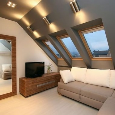 Unique Wooden Attic Ideas 37