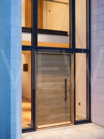 Amazing Contemporary Urban Front Doors Inspiration 10