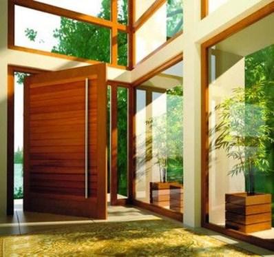 Amazing Contemporary Urban Front Doors Inspiration 20