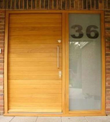 Amazing Contemporary Urban Front Doors Inspiration 28