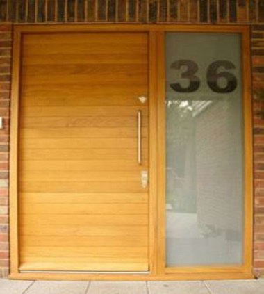 Amazing Contemporary Urban Front Doors Inspiration 28