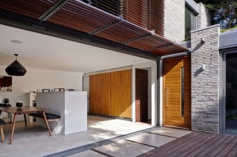 Amazing Contemporary Urban Front Doors Inspiration 31