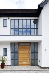 Amazing Contemporary Urban Front Doors Inspiration 39