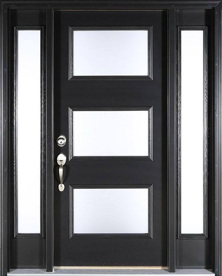 Amazing Contemporary Urban Front Doors Inspiration 43