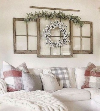 Amazing Farmhouse Style Decorations Interior Design Ideas 42