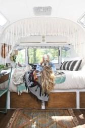 Amazing Luxury Travel Trailers Interior Design Ideas 19