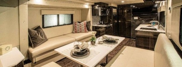 Amazing Luxury Travel Trailers Interior Design Ideas 30