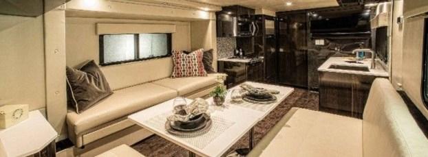 Amazing Luxury Travel Trailers Interior Design Ideas 30