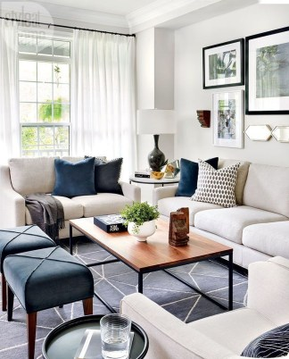 Amazing Modern Apartment Living Room Design Ideas 07