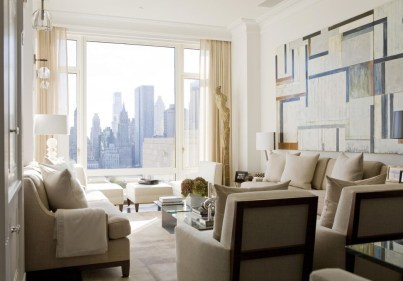 Amazing Modern Apartment Living Room Design Ideas 11